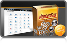 MembersGear Membership Web Software